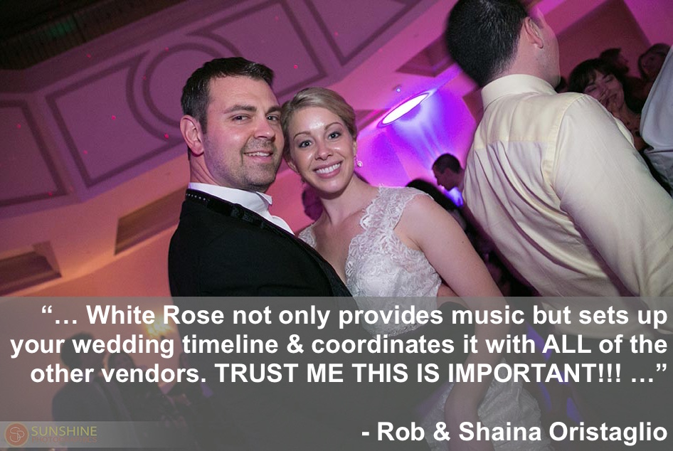 Path to Success with White Rose Entertainment