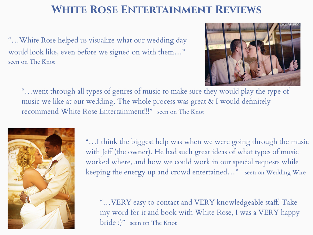 White Rose Entertainment Reviews