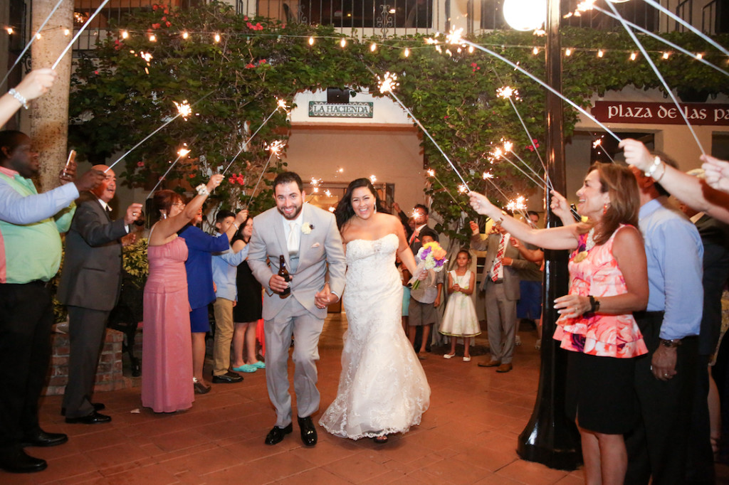 Orlando Wedding at Mission Inn