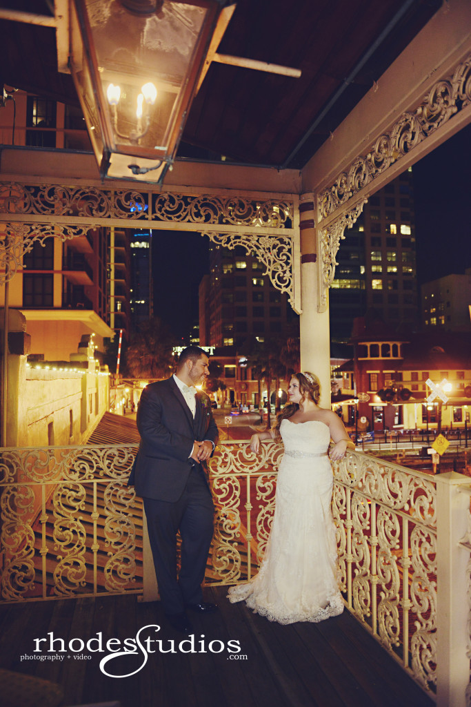 Orlando Wedding at Ceviche