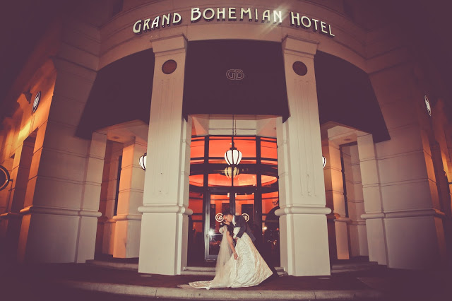 Orlando Wedding at the Grand Bohemian