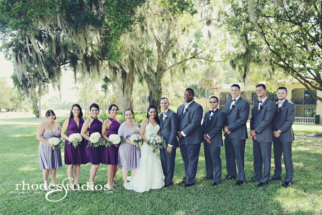 Orlando Wedding - Mission Inn Resort