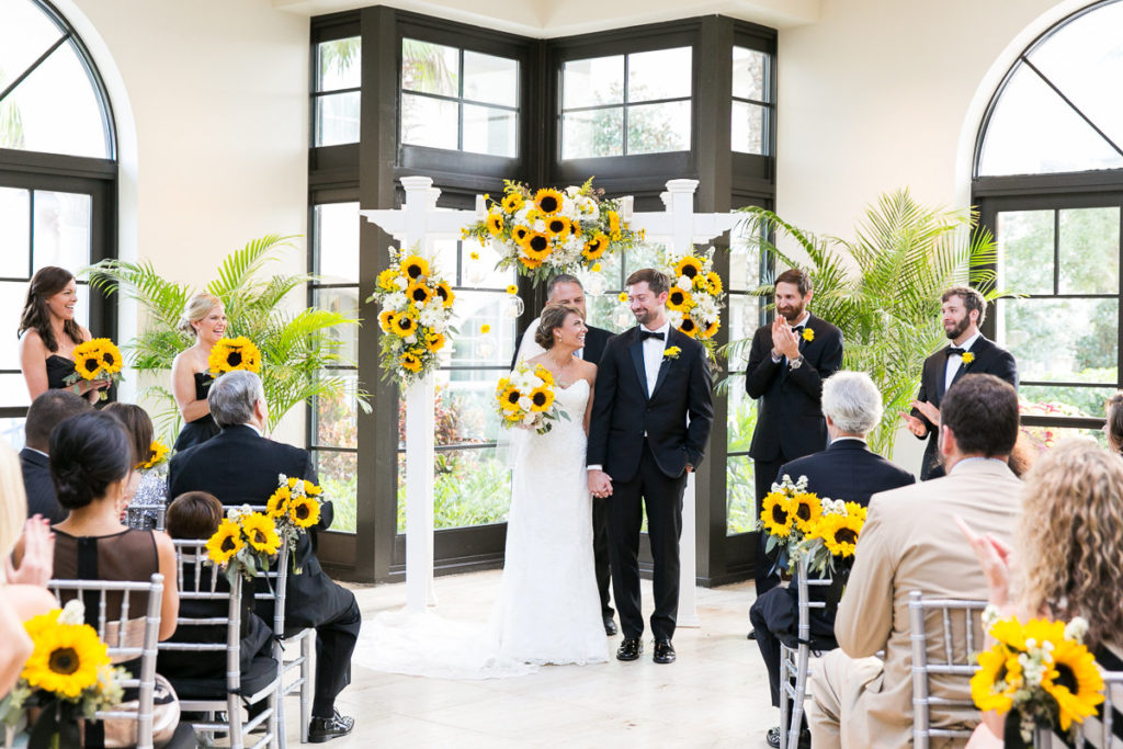 Orlando Wedding Ceremony - Alfond Inn