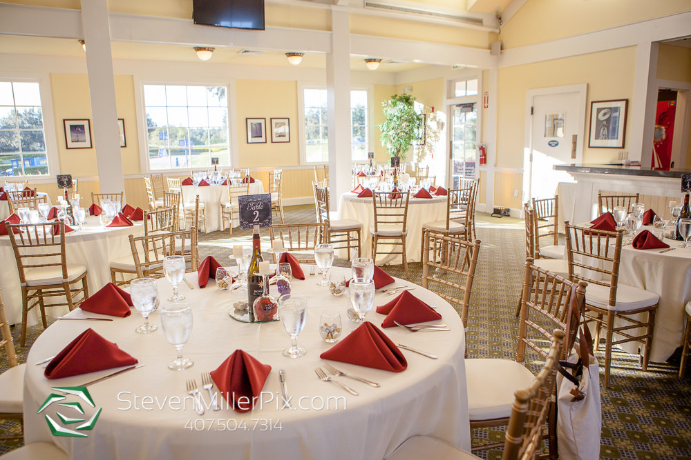 Orlando Wedding at Celebration Golf