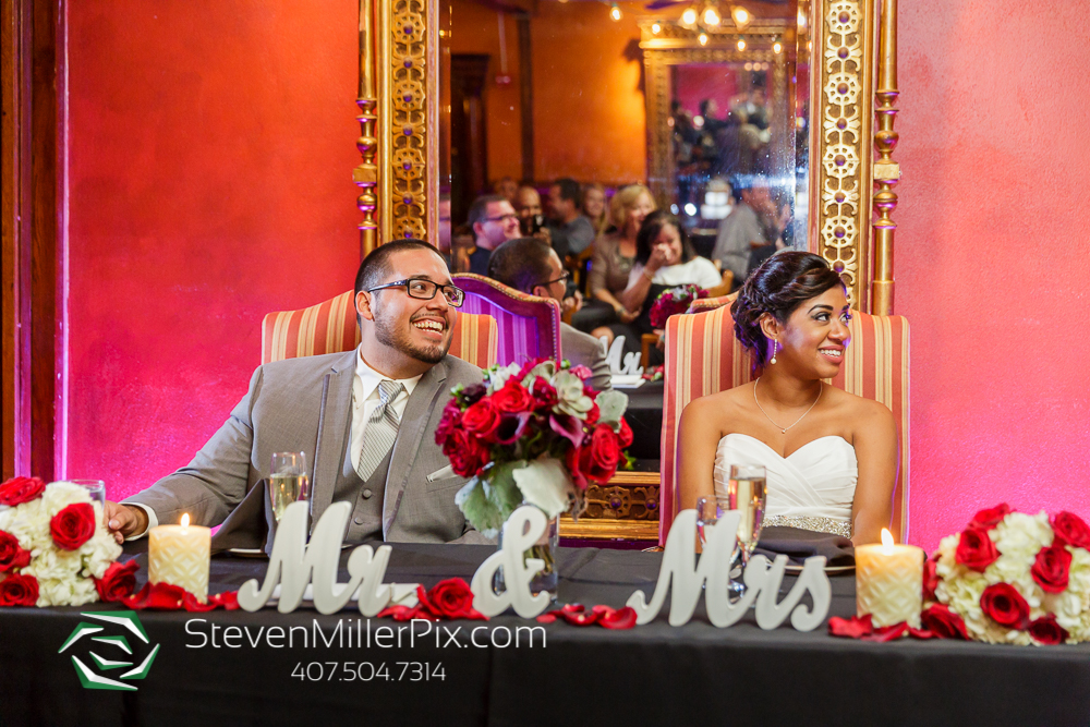 Orlando Wedding at Ceviche Tapas Bar