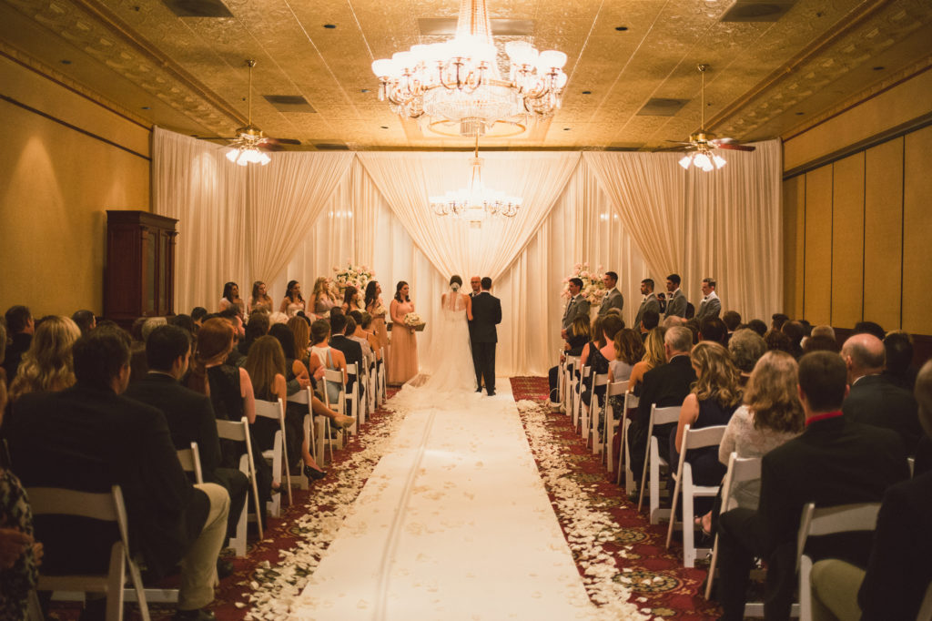 Orlando Wedding at Ballroom on Church Street