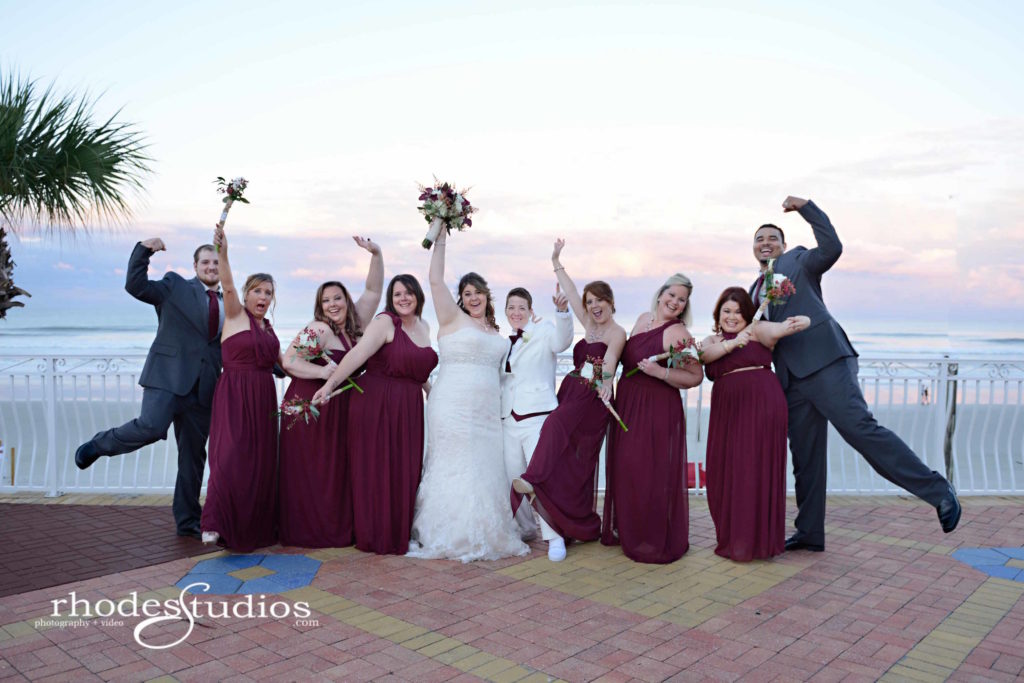 Daytona Wedding at Plaza Resort & Spa