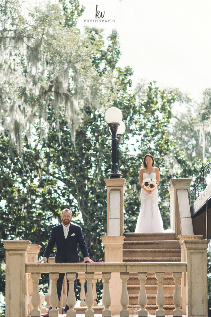 Jacksonville Wedding at Epping Forest