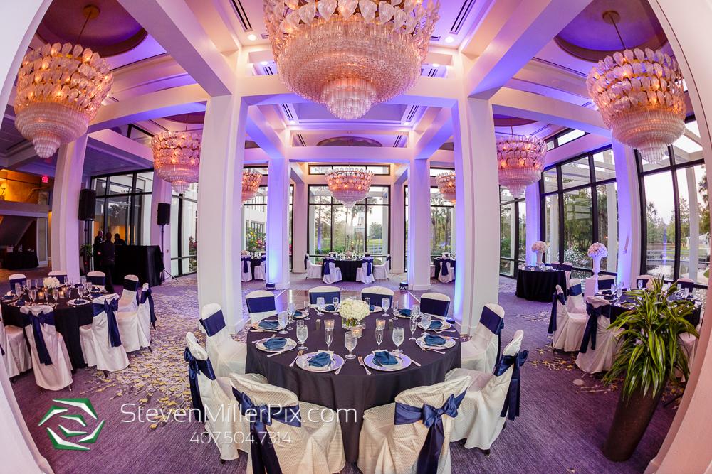Orlando Wedding At The Hyatt Regency Grand Cypress